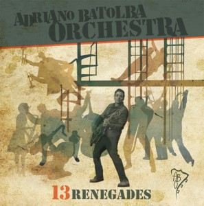 13 Renegades Cover
